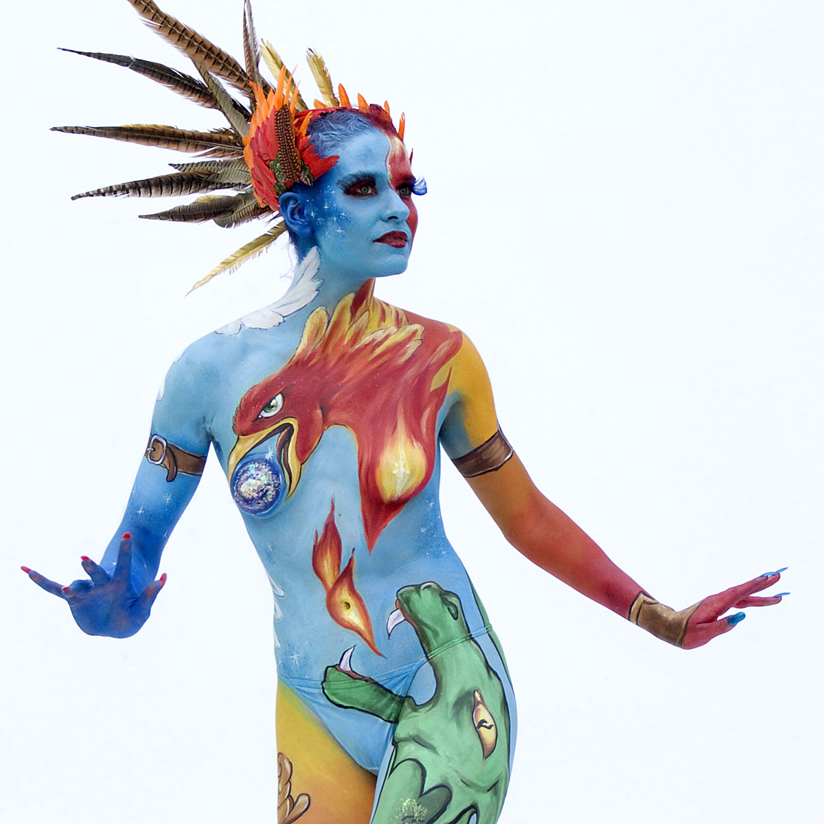 Full Body Painting Festival | Search Results | Calendar 2015