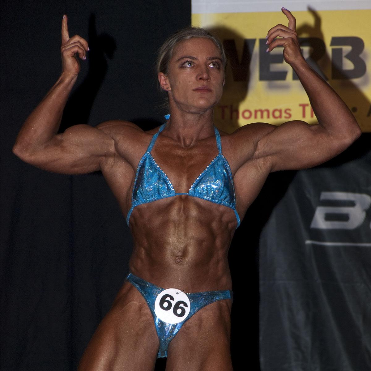 Tits national amateur bodybuilding association pra