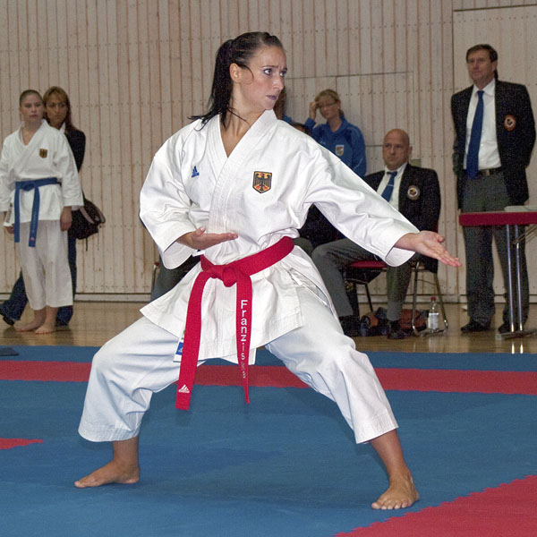 Karate German Open 2011 - Kata Team Damen